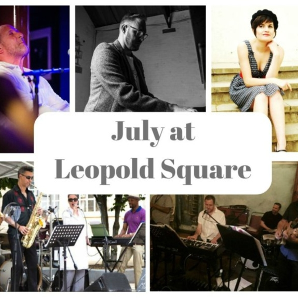 July live music line-up