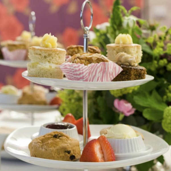Enjoy a Mother's Day afternoon tea at Leopold Hotel