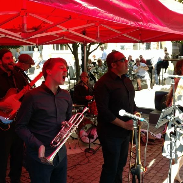 Tramlines at Leopold Square: Papa Soul