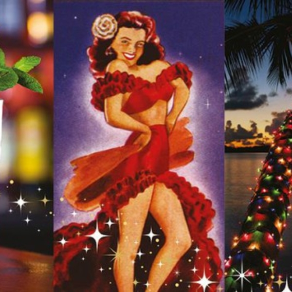 For the perfect Christmas party follow the Cubana star