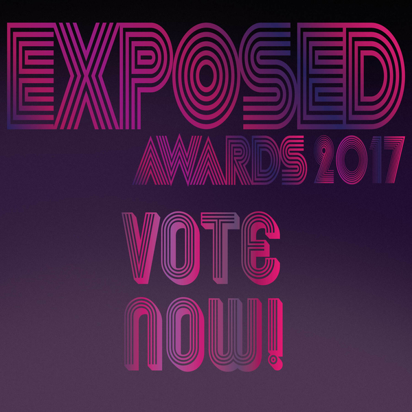 Vote in the 2017 Exposed Awards
