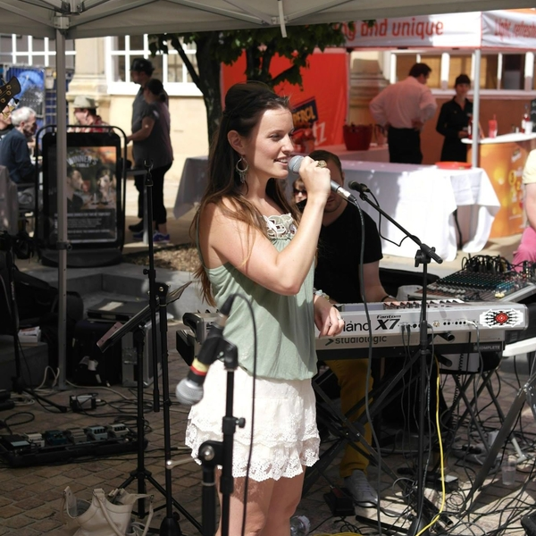 Emily Claire West continues Leopold Square's musical line-up