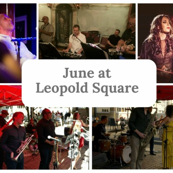 June live music line-up