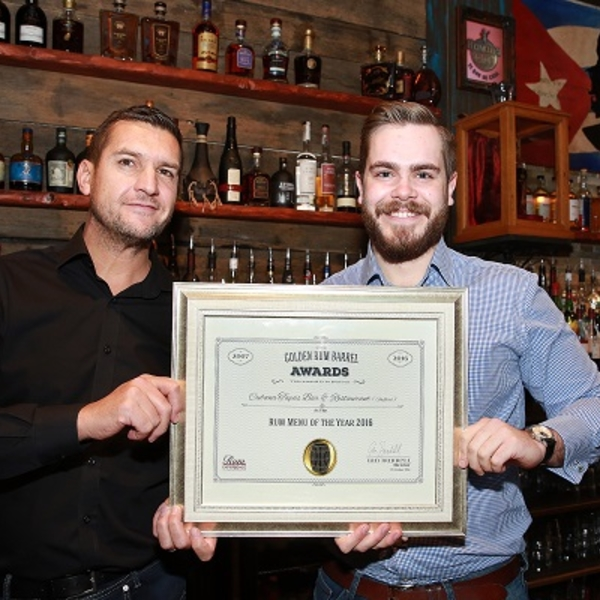 Cubana's UK rum capital accolade celebrated with brand new 'music and cocktail lounge'