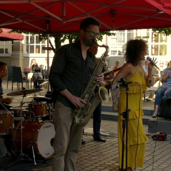 LIVE music in The Square: Steel City Soul