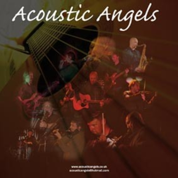 Velocity Brown, Papa Soul and Acoustic Angels